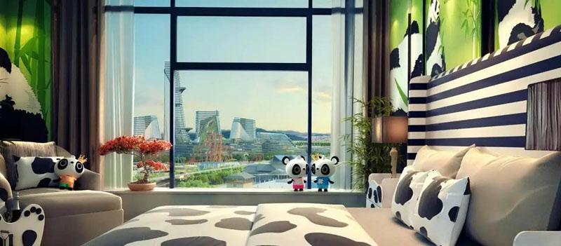 长隆熊猫酒店用橡胶软接头/避震喉/广州项目